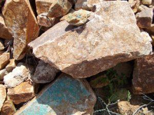Chilito Mine Turquoise