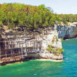 Pictured Rocks National Lakeshore Thumb